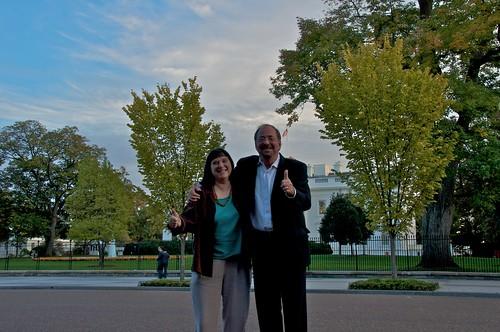 #BlogPotomac Keynotes @kanter and @shelisrael at the White House