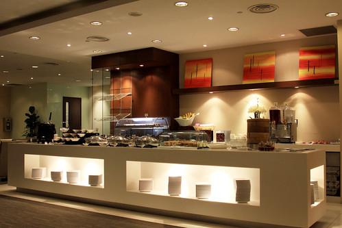 SATA Premier Lounge
