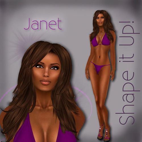 shape it up!2 Janet