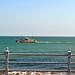 Boat and railings