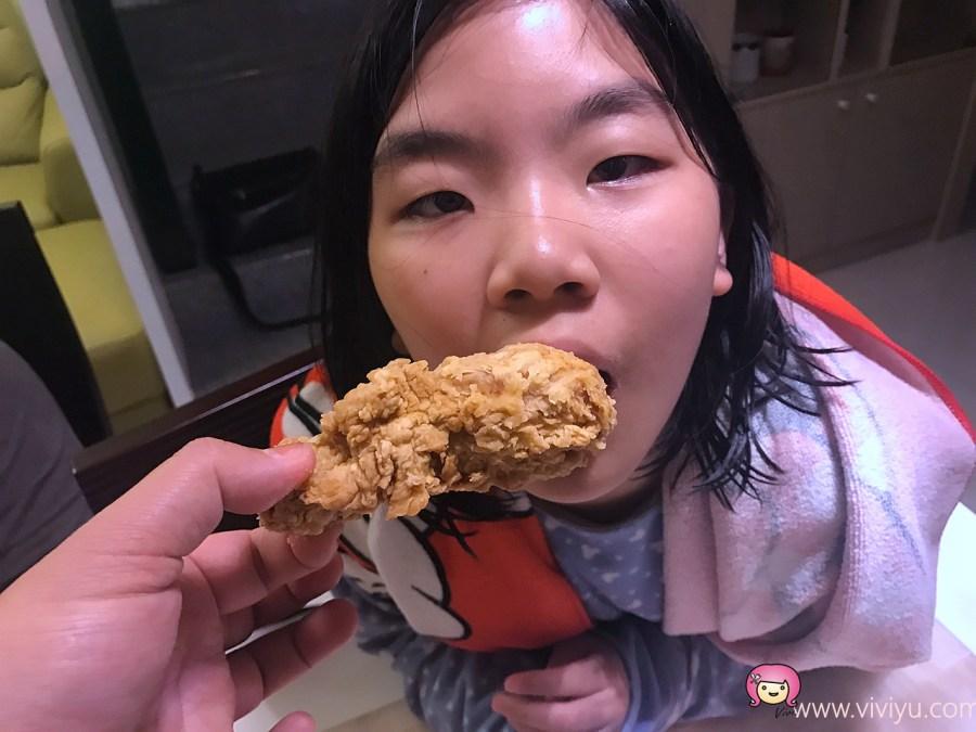 [桃園.美食]拿坡里披薩炸雞~PTT鄉民狂推的好吃炸雞.原來不止賣披蕯,炸雞才是王道 @VIVIYU小世界