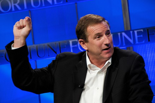 HP's CEO, Mark Hurd