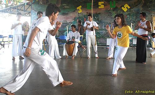Capoeira Oxalá 20 por você.