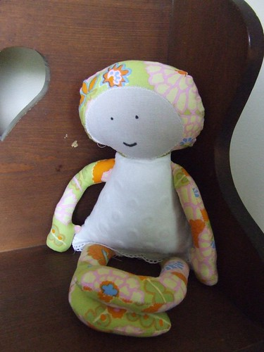 Whimsey Dolls: flowers