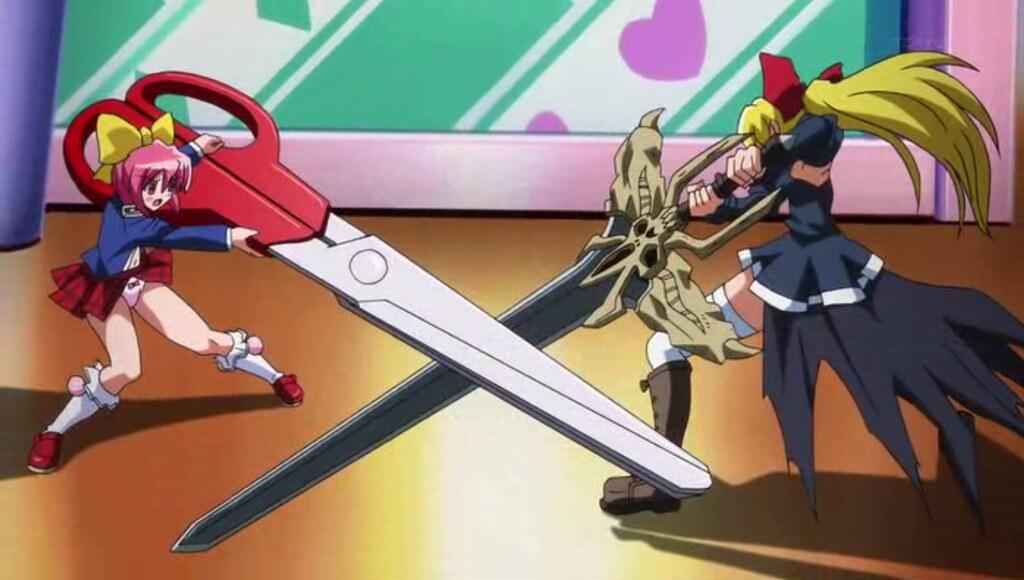 Image result for anime scissors