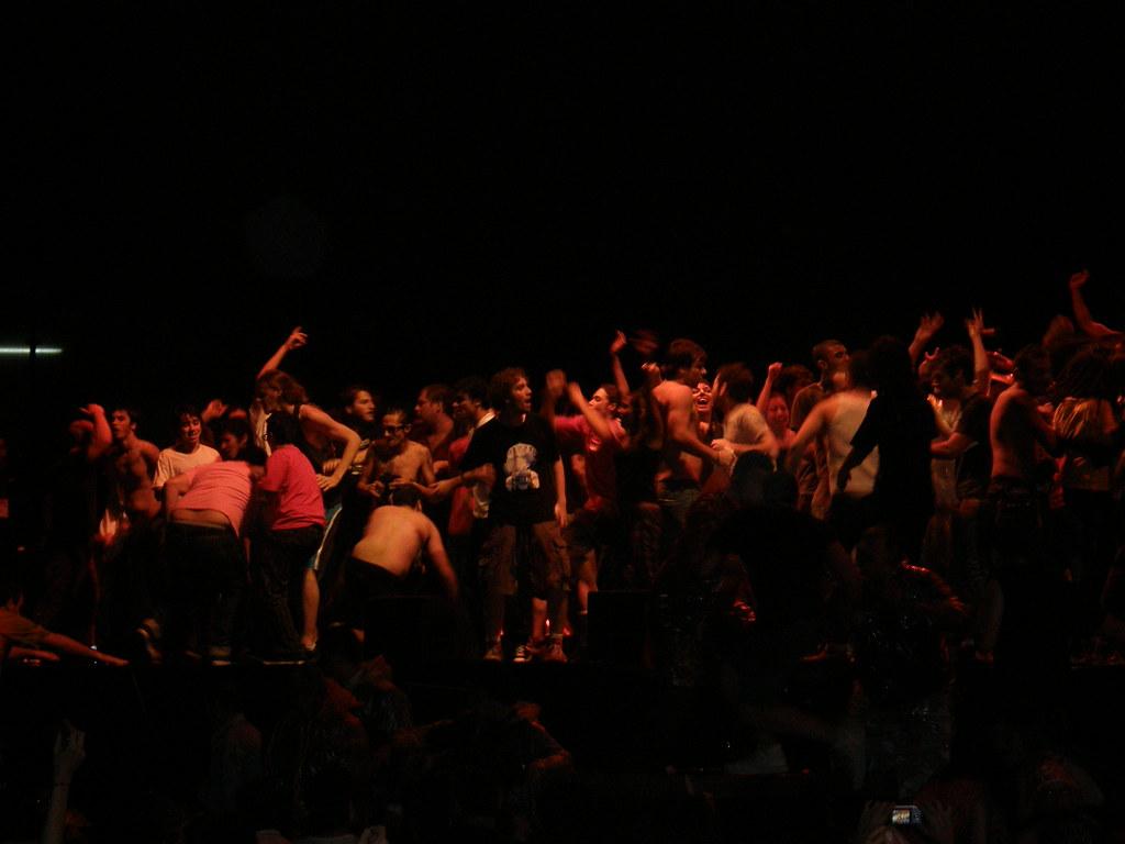 Iggy & The Stooges @ Planeta Terra Festival '09