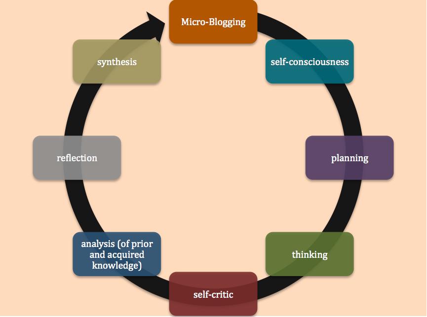 Micro-blogging in education