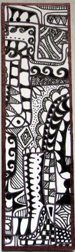 Zendoodle Bookmark