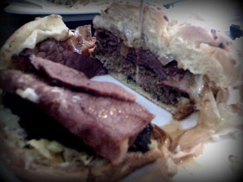 Cammarano's Burger by you.
