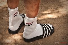 Carlos-Martínez - El auténtico y genuino guiri con chanclas y calcetines (Flickr)