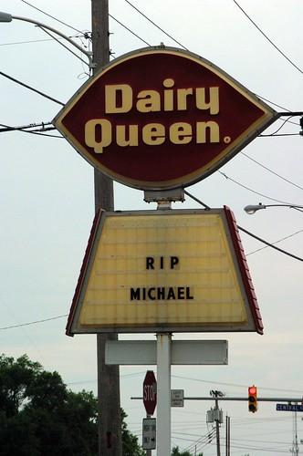 Michael Jackson Memorial 1