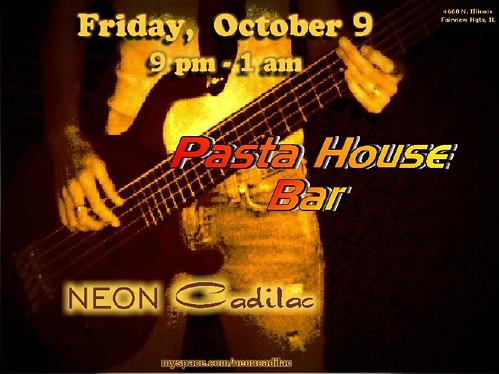 Pasta House 10-9