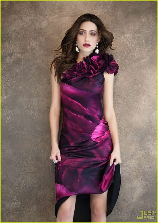 Emmy Rossum Covers 2 Magazine 7