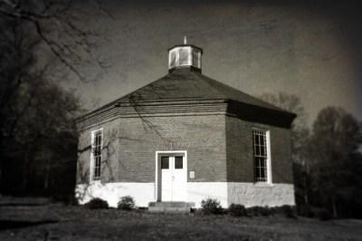 McBee Chapel Textured