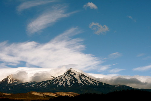 Sunday: Mount Ngauruhoe