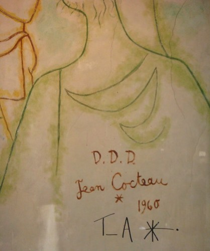 Signature of Jean Cocteau. by TheAltruist.