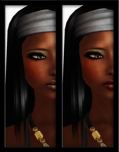 face-imani by Uzuri