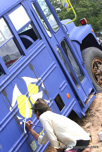 Bus @ Rothbury 2009