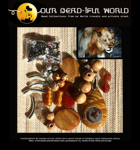 THE LIONS MANE BEAD SET