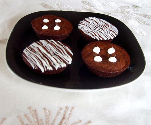 brownie buttons