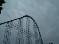 Cedar Point - Millennium Force Lift Hill