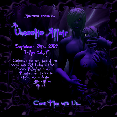 An Unseelie Affair (Promo)
