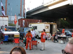 "CFL Tailgating 1 • <a style=""font-size:0.8em;"" href=""http://www.flickr.com/photos/9516353@N03/4035764467/"" target=""_blank"">View on Flickr</a>"