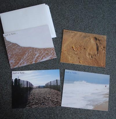BeachMama Postcards
