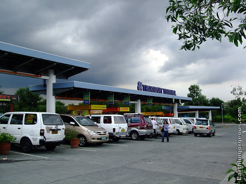 SM Fairview has transport terminal in the North and South wing for easy access to shoppers