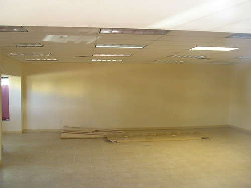 Renovation of Store corner of RCCR & Warder