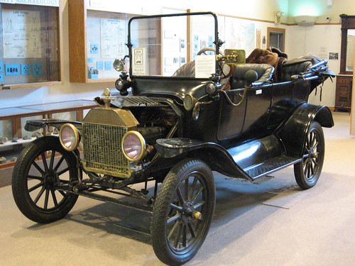 Ford Model T Southern Tread