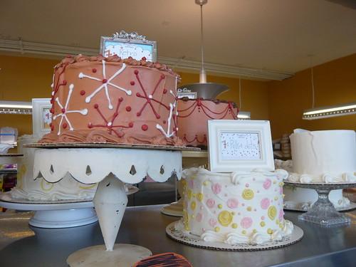Cakes, Magpie's