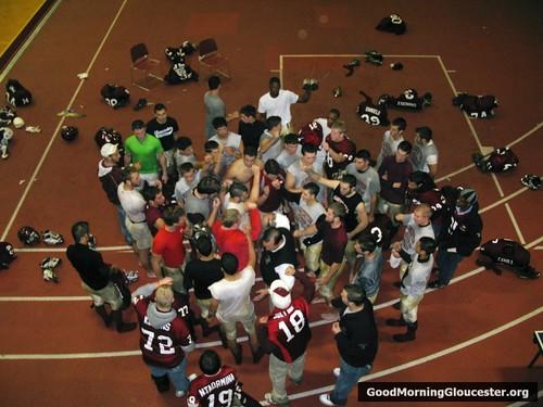 GHS Football vs Salem Pics From David Cox