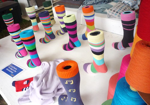 Socks! by you.