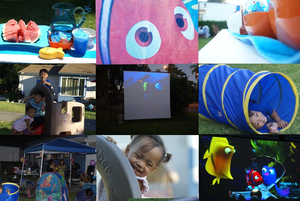 Nemo Movie Night