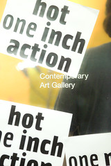 Hot One Inch Action - W2 Woodward's Perel Gallery