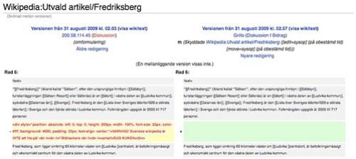Wikipedia:Utvald artikel/Fredriksberg - Wikipedia