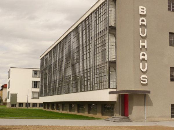 La bauhaus patrimonio de la humanidad de la unesco en for Bauhaus berlin edificio