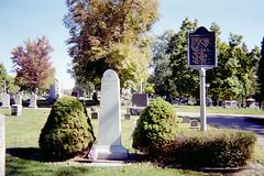 Sojourner Truth Headstone- Oakhill Cemetery