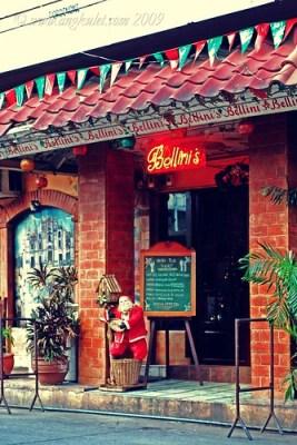 Bellini's Santa
