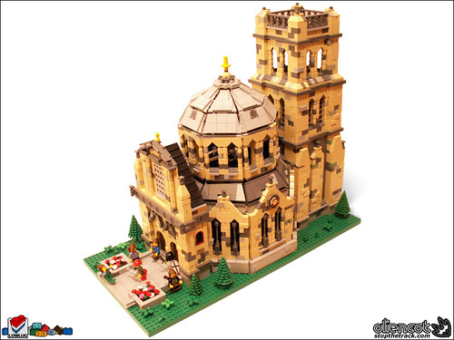 LEGO Aliencat Sherpenheuvel
