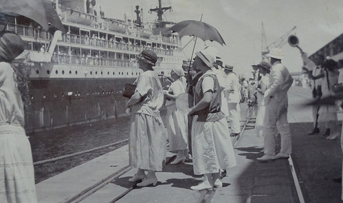 Tanjung Priok, Batavia ca. 1920