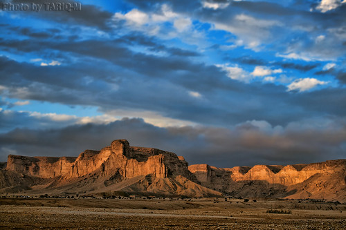 Tuwaiq Mountains HDR by TARIQ-M