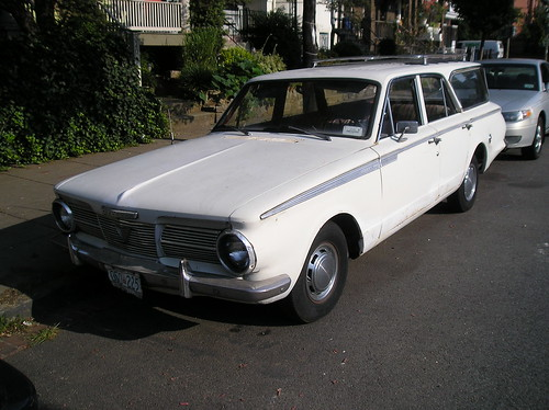1965 Valiant 200 Station Wagon