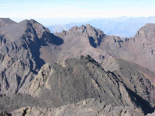 Jebel Toubkal view