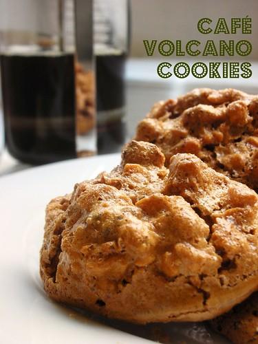 café volcano cookies