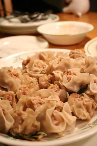 Pork & Shrimp Steamed Siomai/Shumai