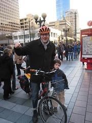 Bus Vs Bike Challenge 2009