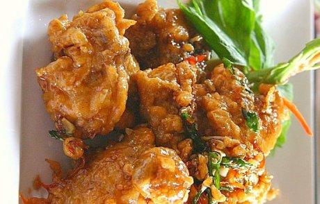Dolores Farm Resorts Garlic Chicken