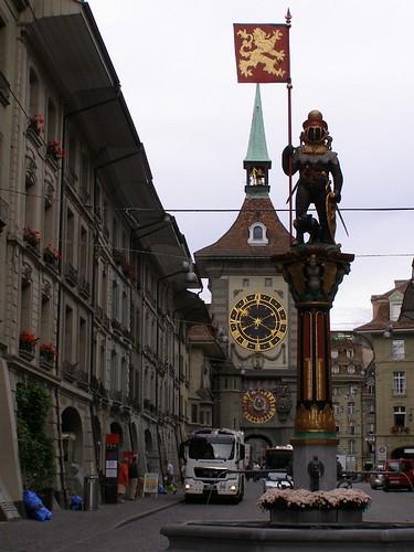 Una de las calles del centro